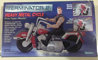 Moto Terminator 2 Kenner Jocsa Cerrada En Caja