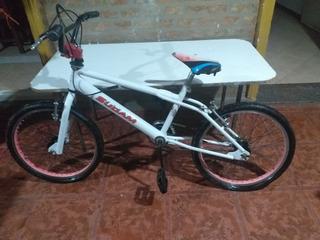 Bicicleta Sudam Gt Blanca Para Nena