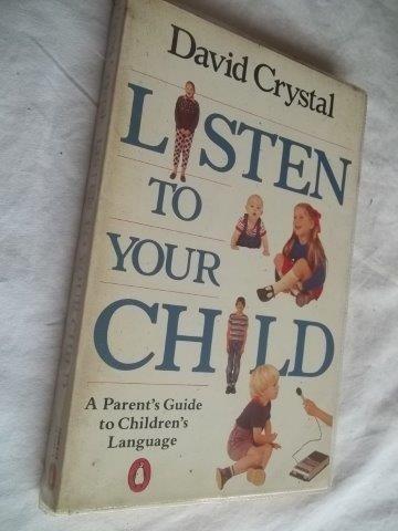 * Livros - Listen To Your Child - Pedagogia