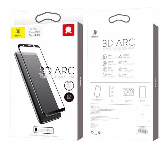 Película 3d Vidro Temperado Samsung S8 Plus