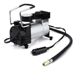 Compresor Inflador 12v Simple Piston Auto Camioneta