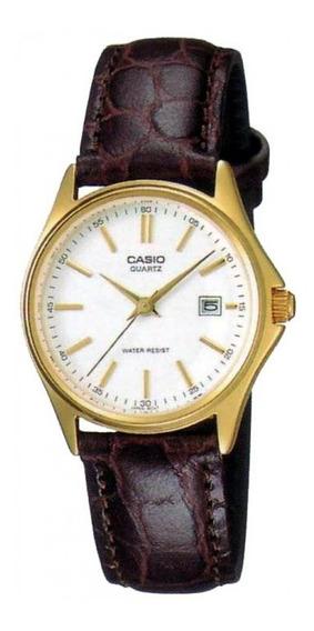 Relógio Casio Feminino Resistente Á Agua Ltp-1183q Original