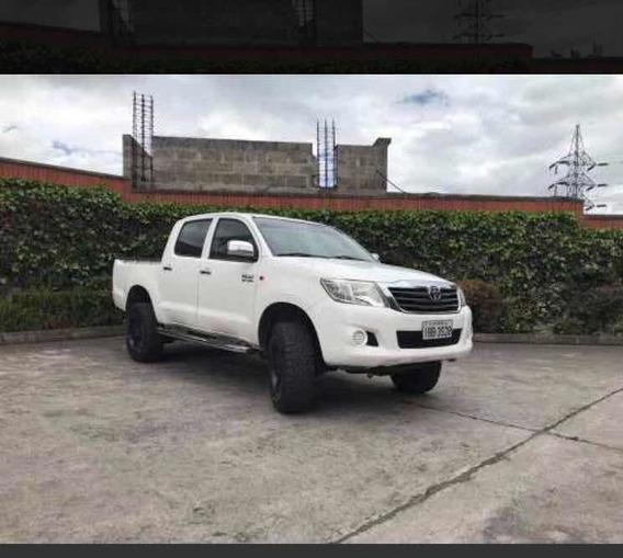Toyota Hilux Papeles Al Día