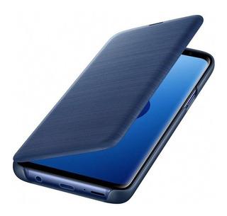 Funda Samsung Flip Led View Cover Galaxy S9 Plus S9 Original