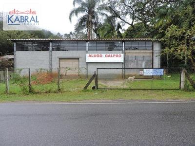 Galpão Barracão No Bairro Ribeirão Da Ilha Em Florianópolis Sc - 4313