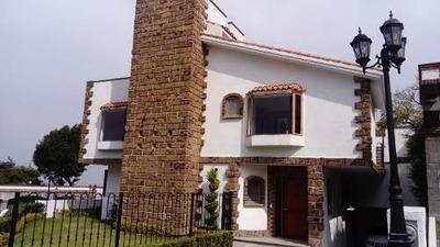 (crm-752-611) Residencia En Renta