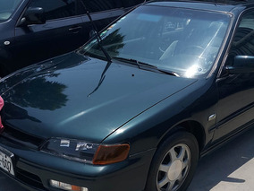 Honda Accord 94 Modelo 95 En Perfecto Estado Uso Familiar
