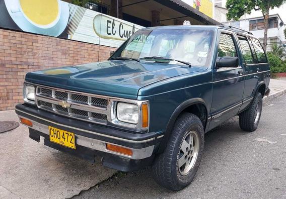 Chevrolet Blazer Blazer 4x4 Automátic