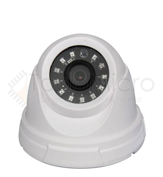 Camara Ip Domo Interior 720p Onvif App Movil Gtia