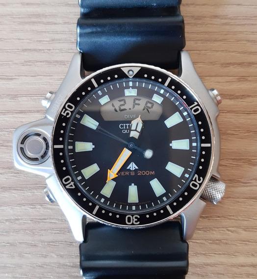 Relógio Citizen Aqualand Jp2004-07e