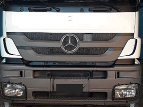 Mercedes Axor 3344 6x4 Ano 2011/2011 Cabine Leito