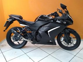 Kawasaki Ninja 250 R 2009 Preta