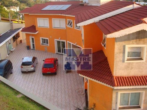 Imagem 1 de 11 de Casa Com 5 Dormitórios À Venda, 570 M² Por R$ 2.900.000,02 - Caputera - Arujá/sp - Ca0317