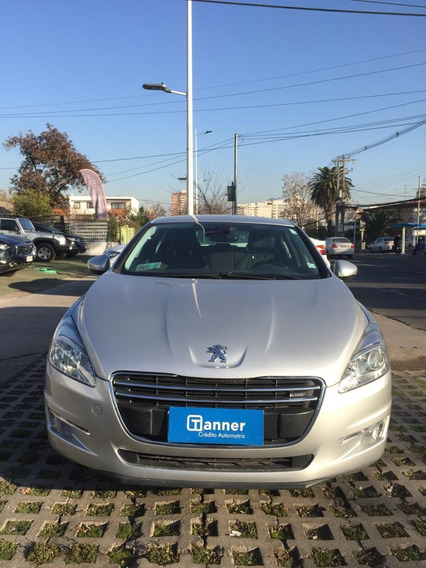 2013 Peugeot 508 2.0 Hdi 163 Hp Active Pack Auto 70 Mil Km