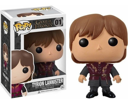 Funko Pop Tyrion Lannister 01 Game Of Thrones Baloo Toys
