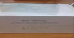 Fonte Apple Mac Mini 110w Model A1188 - Salvador Ba