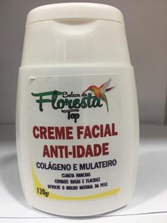 Creme Facial Anti-idade C/ Mulateiro