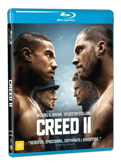 Blu Ray Filme Creed 2