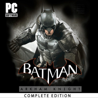 Batman Arkham Knight Complete Edition No Steam Version Pc