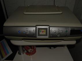 Multifuncional Lexmark P4350 Funcionando Sem Cartuchos