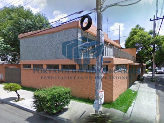 Casa En Coyoacan! Adjudicada Remate Bancario