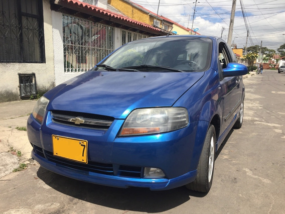 Chevrolet Aveo Gti 1600 Full Equipo (sun Roof)