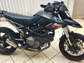 Ducati Hypermotard 796 Com Acessorios Corse Carbono
