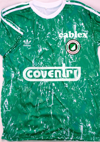 Camiseta Mandiyu De Corrientes Retro 1990