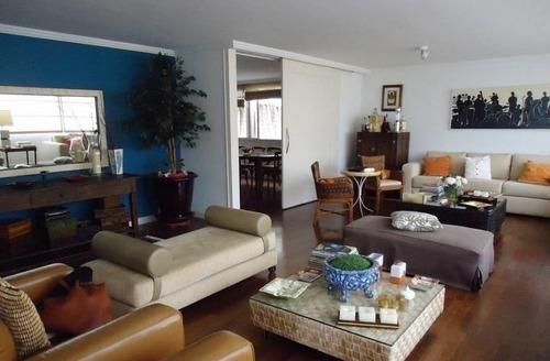 Imagem 1 de 15 de Apartamento Amplo De 310 M² E 3 Suítes À Venda No Jardim Paulista - Ap31524