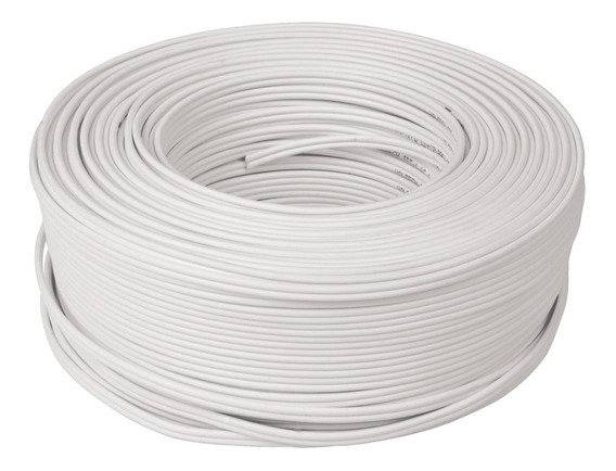Cordón Duplex Flexible Spt, 12 Awg Rollo 100 M Cdu-12 46066