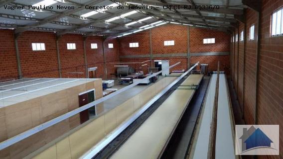 Área Industrial Para Venda Em Petrópolis, Posse, 7 Banheiros - Te-1089
