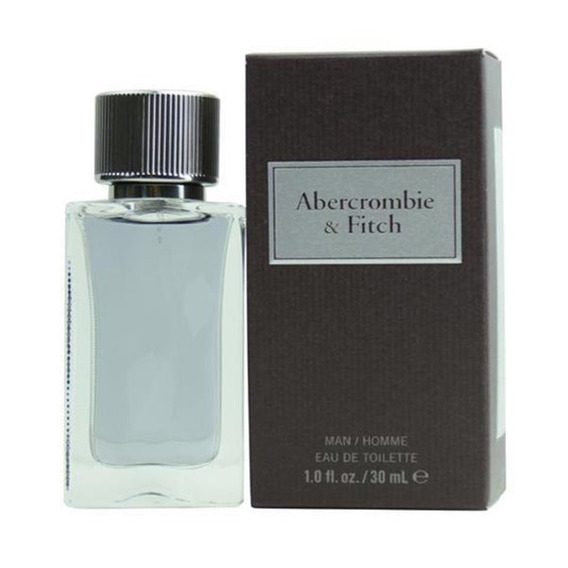 Perfume Abercrombie & Fitch First Instinct 30 Ml Selo Adipec