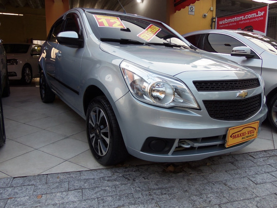 Chevrolet Agile 1.4 Lt 8v Flex Manual 2012