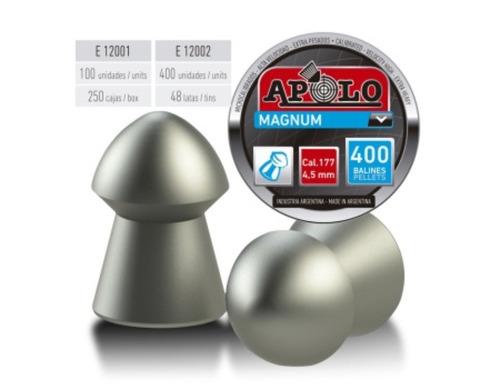 Chumbo Apolo Magnum 4.5mm