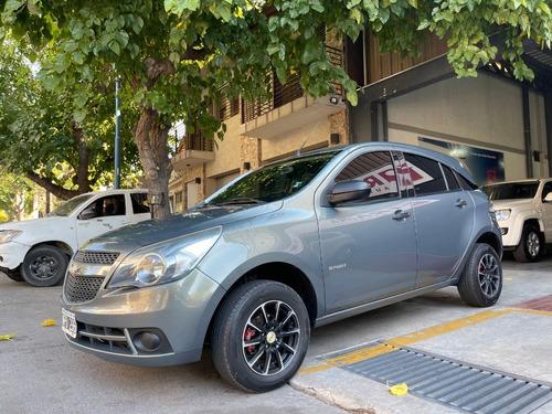 Chevrolet Agile 1.4 Ls Spirit Impecable