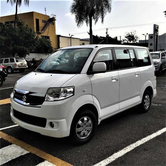 Suzuki Apv De Pasajeros