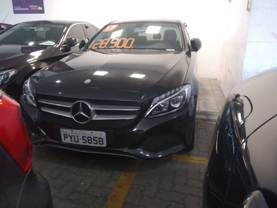 Mercedes-benz C-180 Cgi Estate Avant. 1.6 Tb 16v Aut. 2017