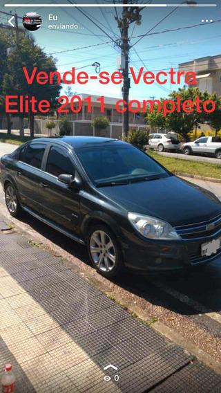 Chevrolet Vectra 2.0 Elite Flex Power Aut. 4p 2011