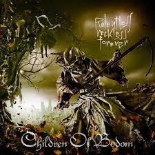 Cd Cd Children Of Bodom Relentles Children Of Bodom