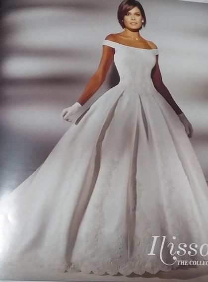 Vestido De Novia Demetrios T12 Color Ivory