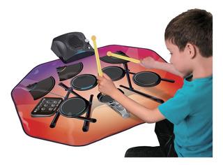 Alfombra Bateria Musical Banda De Rock Zippy Toys Didactica