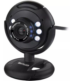 Webcam Night Vision Wc045 16mp (interpolado) Multilaser