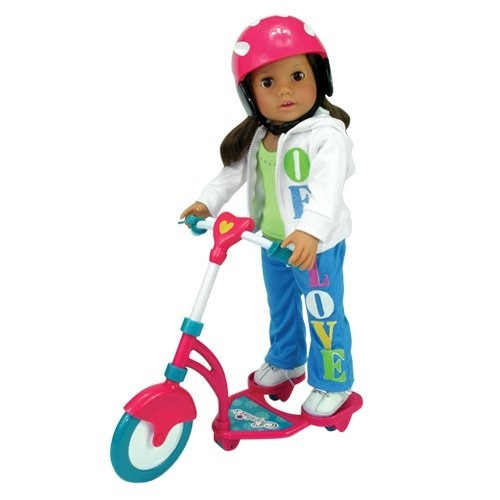 Doll Scooter
