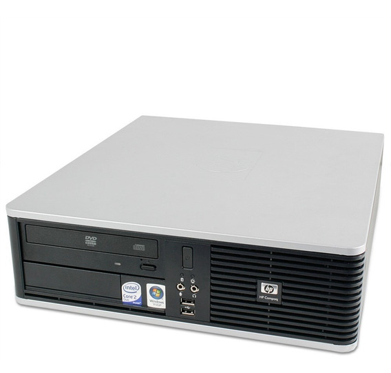 Cpu Mini Dc5800 Core 2 Duo 2gb Ddr2 C/ Hd80