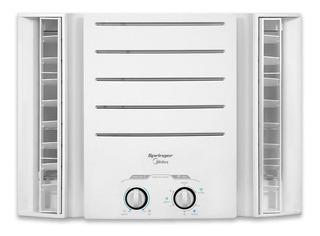 Ar condicionado Springer Midea de janela frio 10000BTU/h branco 110V QCI108BB
