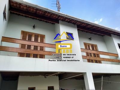 121 Belíssima Casa No Centro De Juquitiba Com Sala Comercial