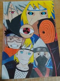 Desenho Anime. Poster Naruto