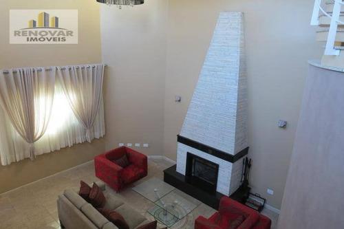 Imagem 1 de 30 de Casa Com 3 Dormitórios À Venda, 760 M² Por R$ 2.400.000,00 - Parque Residencial Itapeti - Mogi Das Cruzes/sp - Ca0307