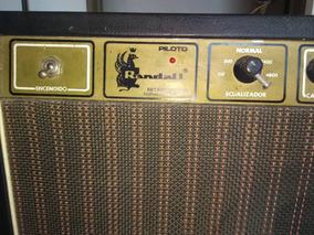 Amplificador De Guitarra Randall Antiguo