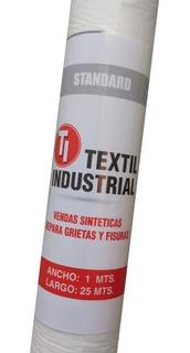 Venda Sintética Elástica Para Impermeabilizar Techos 1mx25m